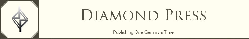 Diamond Press, publishing books, one gem at a time
