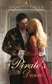 The Pirate's Desire by Jennette Green
